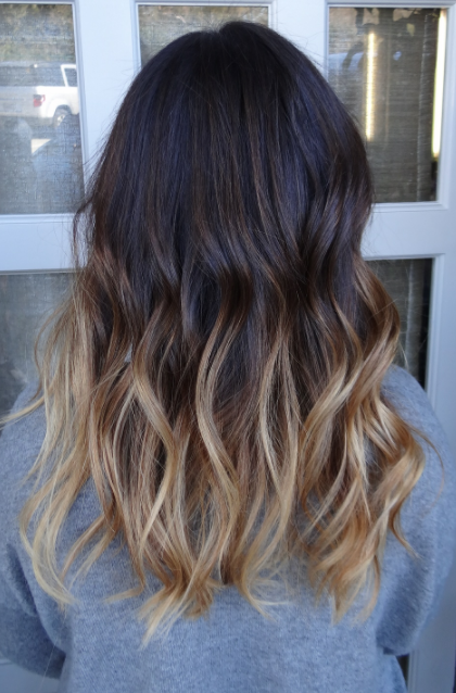 Ombre Hairstyle